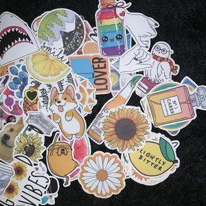 Cute Fun Stickers (10 pcs)